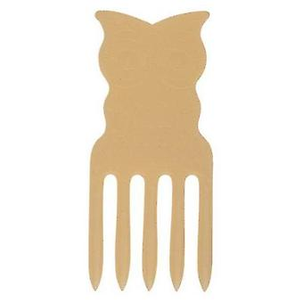 Fama Fabre Ivory Owl Ahuecador (Beauty , Hair care , Accessories , Combs and brushes)