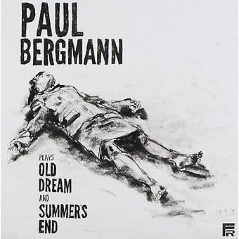 Paul Bergmann - Old Dream (7in) [Vinyl] USA import