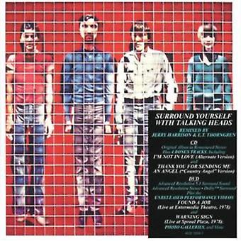 More Songs About Buildings and Food [CD + DVDA] by Talking Heads