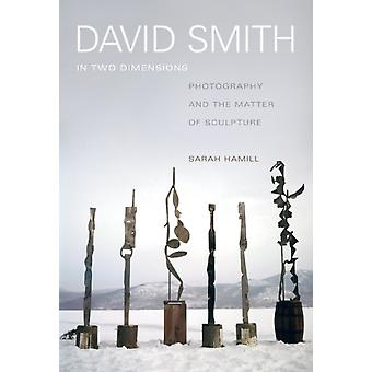 David Smith in Two Dimensions: Photography and the Matter of Sculpture (Hardcover) by Hamill Sarah
