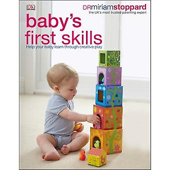 Baby's First Skills (Paperback) by Stoppard Miriam