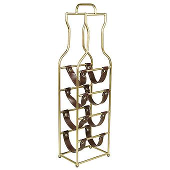 Wellindal Botellero 4 Botellas forja (Home , Kitchen , Wine and Bar , Racks)
