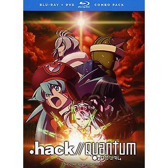 Hacka/Quantum Ova -. Hacka / / Quantum Ova [2 skivor] [BLU-RAY] USA import