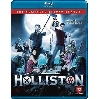 Holliston: The Complete Second Season [BLU-RAY] USA import