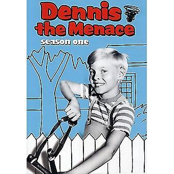 Dennis la amenaza - Dennis la amenaza: importación de Estados Unidos una temporada [DVD]
