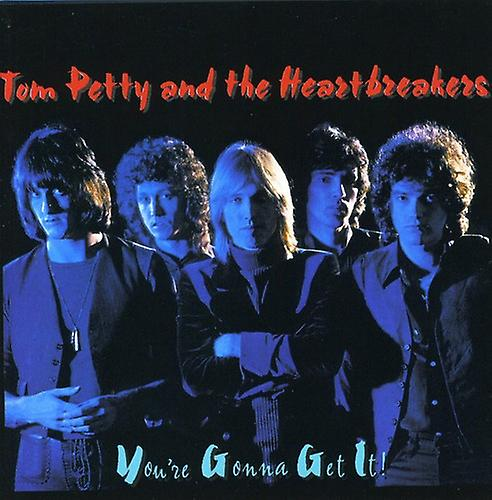 Tom Petty & the Heartbreakers - You're Gonna Get It! [CD] USA import