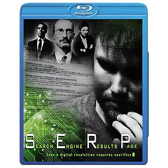 S.E.R.P. [DVD] USA import