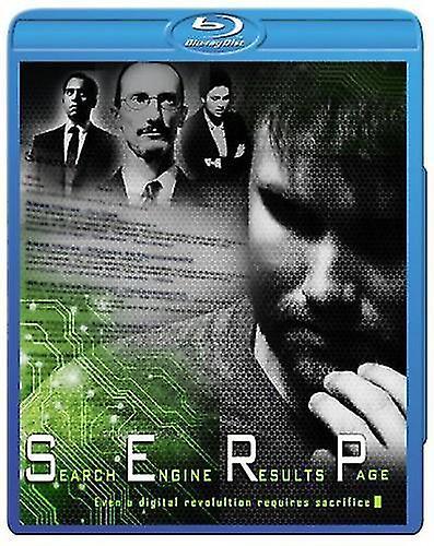 S.E.R.P. [DVD] USA import