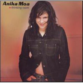 Anika Moa - Thinking Room [CD] USA import