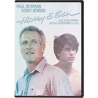 Harry & Son [DVD] USA import