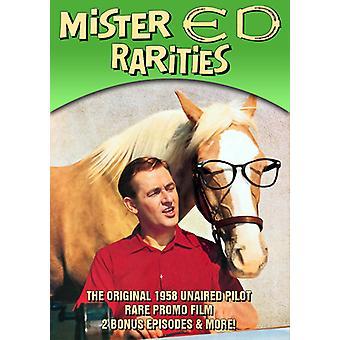 Mister Ed raretés [DVD] USA import