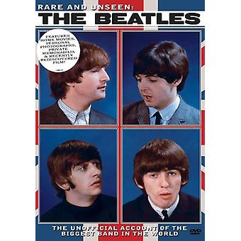 Beatles - The Beatles: Sjældne og usynlige [DVD] USA import