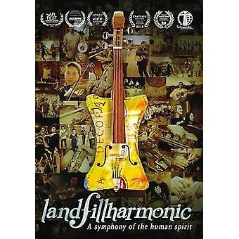 Stortplaats harmonische [DVD] USA importeren
