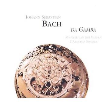 J.S. Bach - Bach: Da Gamba [CD] USA import