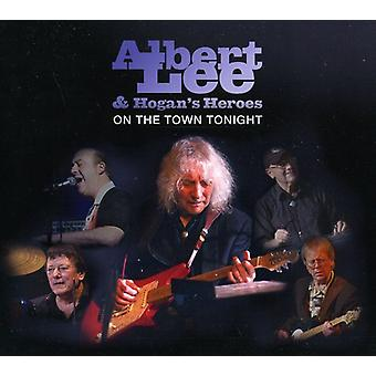 Albert Lee & Hogan's Heroes - On the Town Tonight [CD] USA import