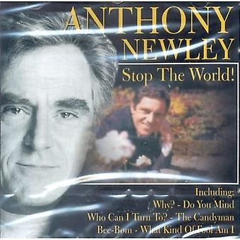 Anthony Newley - Stop the World [CD] USA import