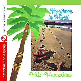 Hilo hawaiianerne - bryllupsrejse i Hawaii [CD] USA import