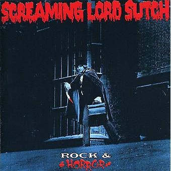 Screaming Lord Sutch - importazione USA Rock & Horror [CD]