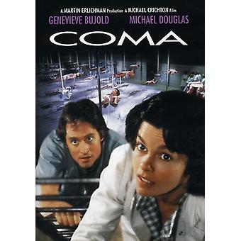 Koma [DVD] USA import