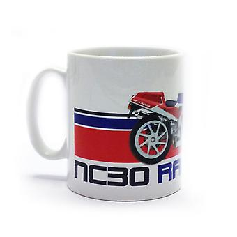Vectorbomb, NC30, Racing Mug