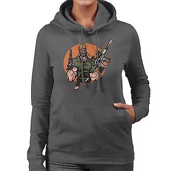 Smugleren Bro Jayne Firefly kvinder 's hætte Sweatshirt