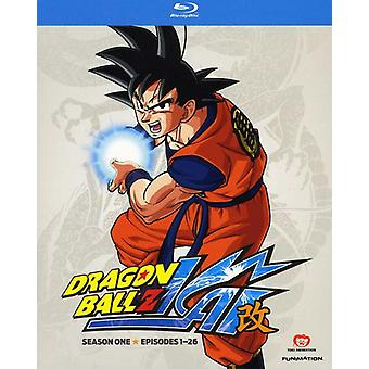 Dragonball Z Kai: Staffel eins [4 CDs] [BLU-RAY] USA Import