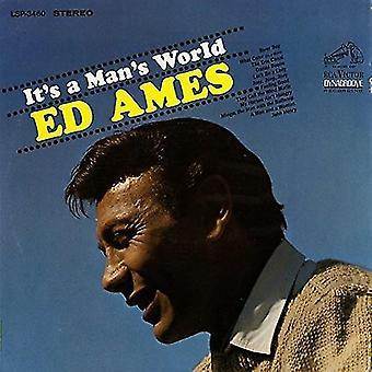Ed Ames - det är en mans värld [CD] USA import