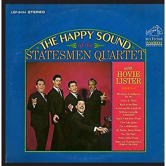 Statesmen Quartet / Lister, Hovie - Happy Sound of the Statesmen Quartet with Hovie [CD] USA import