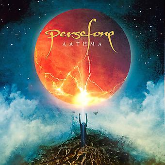 Persefone - Aathma [CD] USA importerer