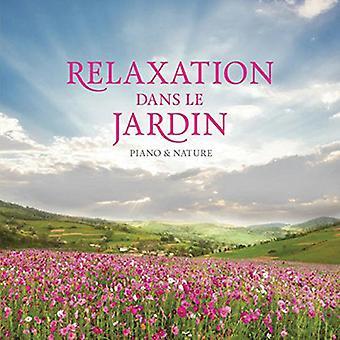 Stuart Jones - afslapning Dans Le Jardin [CD] USA import