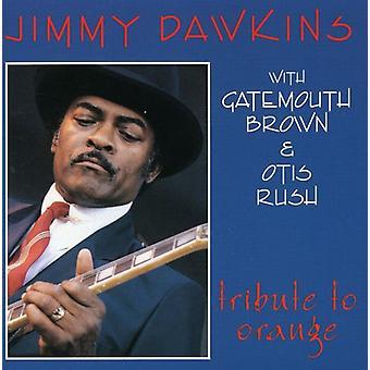 Jimmy Dawkins - hyldest til Orange [CD] USA import
