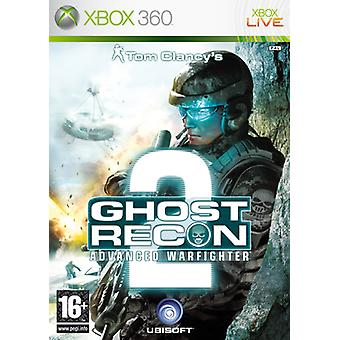 Ghost Recon Advanced Warfighter 2 (Xbox 360)