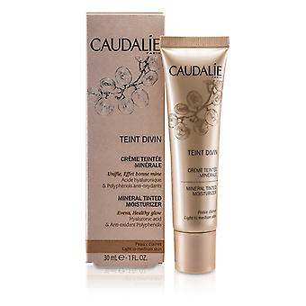 Caudalie Teint Divin Mineral Tinted Moisturizer - Light to Medium Skin 30ml/1oz
