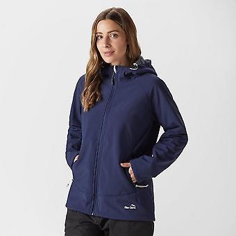 Navy Peter Storm Women's Softshell Jacke