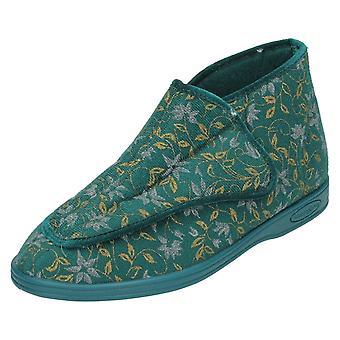 Dame natur Form Velcro sko nåde vin blomster