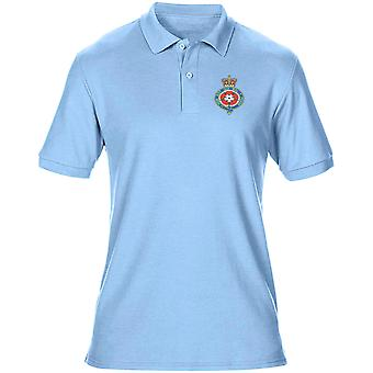 The Royal Fusiliers Embroidered Logo - Official British Army Mens Polo Shirt