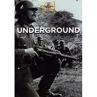 Ondergrondse (1970) [DVD] USA import