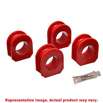 Energy Suspension Sway Bar Bushing Set 3.5148R rot hinten passt: CHEVROLET 1975-1