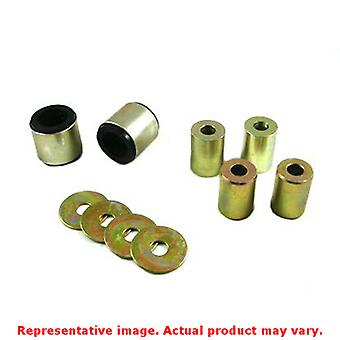Whiteline Synthetic Elastomer Bushings W33333 Front Fits:CHRYSLER 2005 - 2007 3