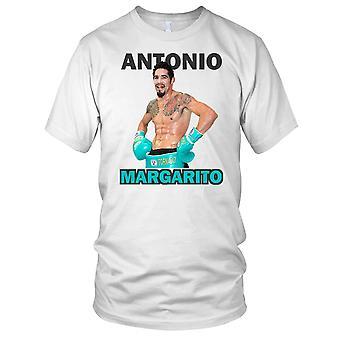 Antonio Margarito boxe leggenda Ladies T Shirt