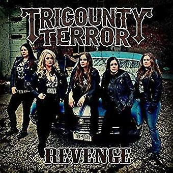 Tricounty Terror - hævn [CD] USA import