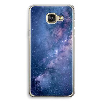 Samsung Galaxy A5 (2016) Transparent Case (Soft) - Nebula