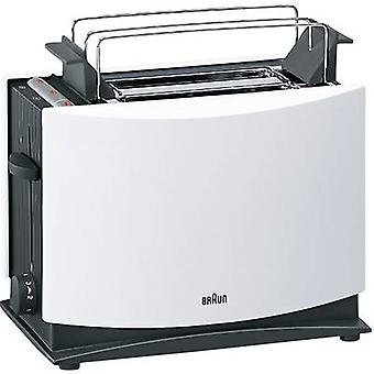 Toaster with home baking attachment Braun HT450 White, Black