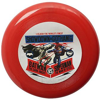 Batman vs Superman Flying Disc
