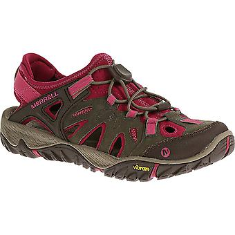 Merrell Womens Allout Blaze Sieve Sandals