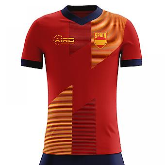 2018-2019 España concepto casa camiseta de fútbol