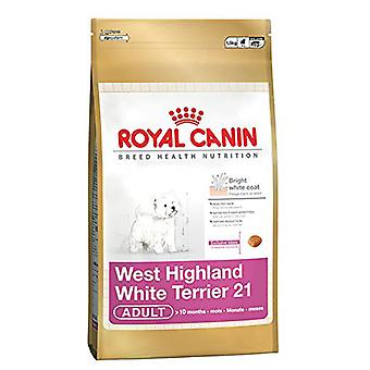 Royal Canin Westie 21  Adult Dry Dog Food