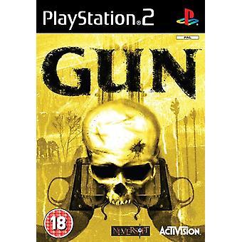 GUN (PS2) - Factory Sealed