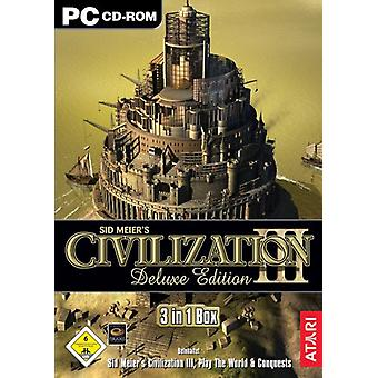 Civilization III LuxeUitgave (PC)