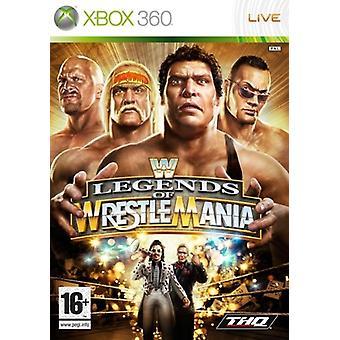 WWE legendes van Wrestlemania (Xbox 360)